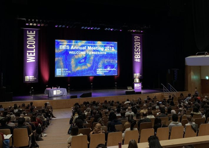 Opening plenary at BES2019