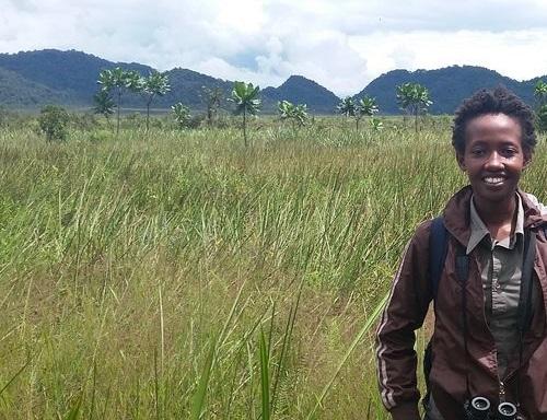 Marie Laure Rurangwa