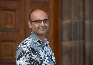 Yadvinder Malhi to be next president of the BES