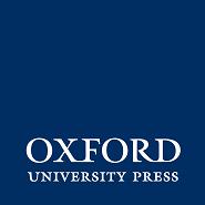 Oxford University Press Navy blue square logo