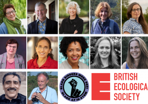 British Ecological Society award winners 2021 announced