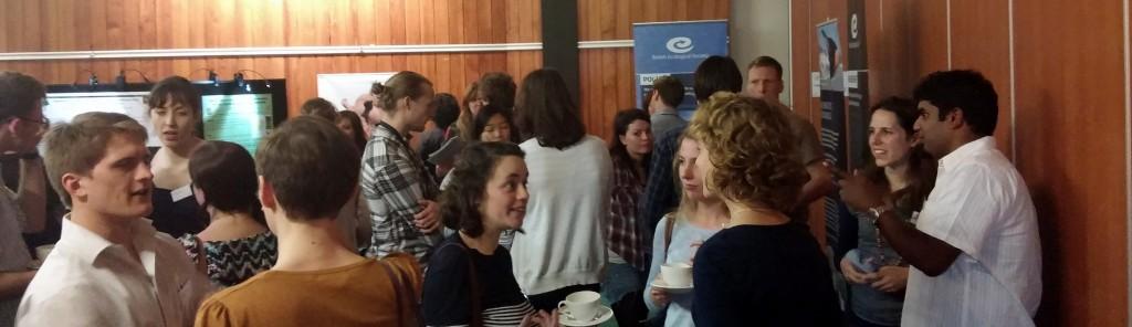 Delegates at the Symposium