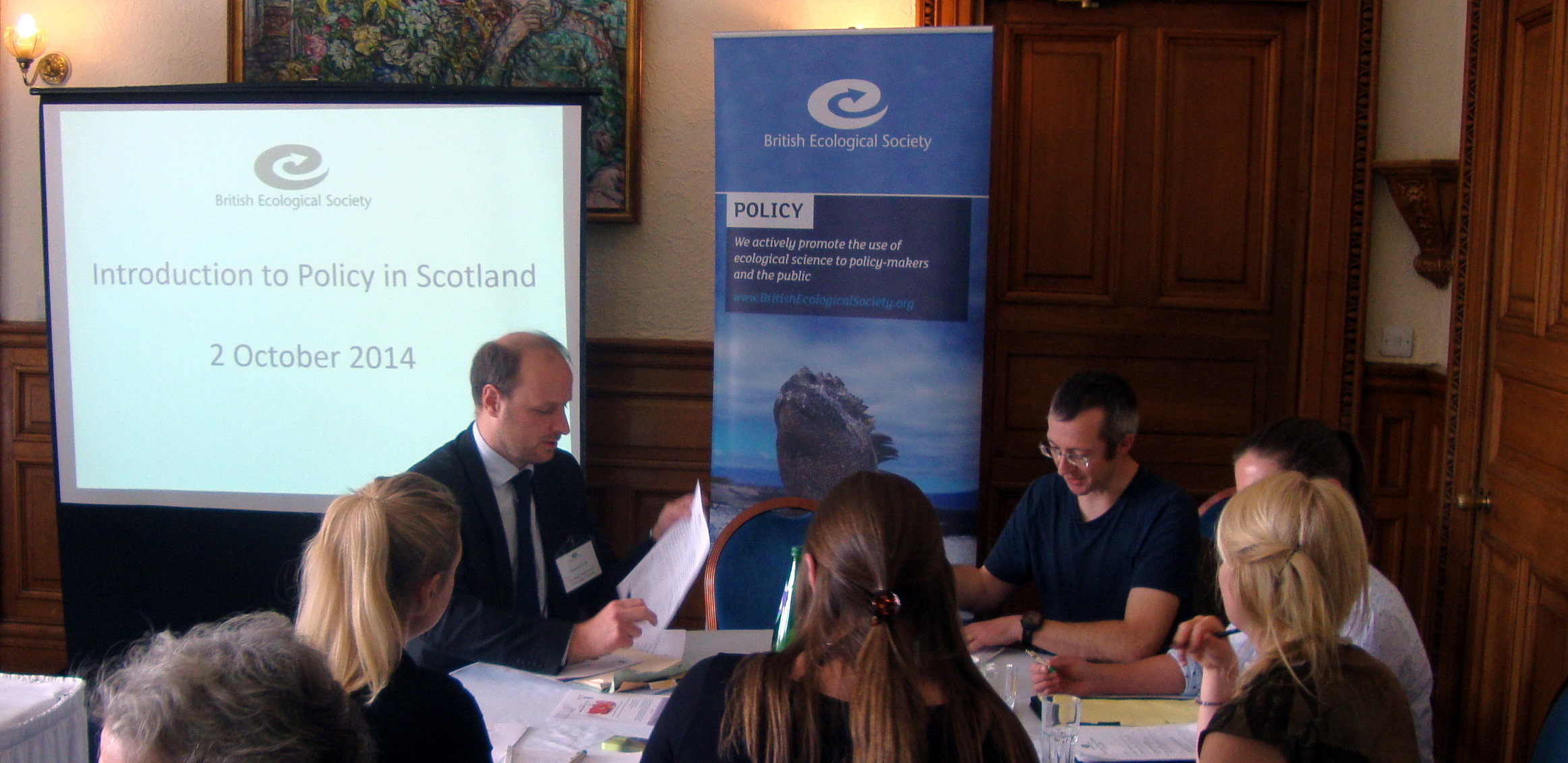 Introduction to Policy in Scotland