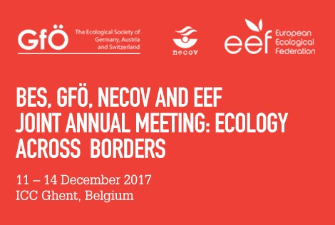 Ecology Across Borders: Joint Annual Meeting 2017