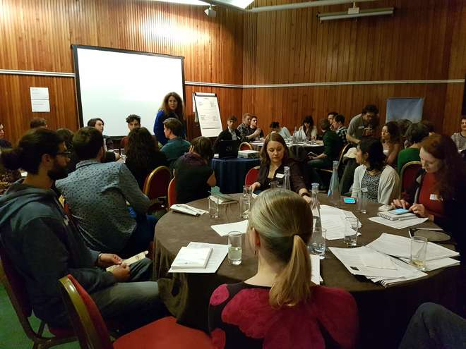 BES/ZSL early career workshop