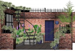 Press Release: Bloomin' Shade! Shady gardens can be beautiful too