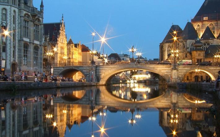 Belgium City Centre