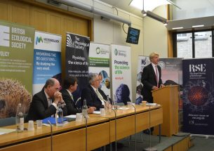 Parliamentary Links Day: Bringing scientists and parliamentarians together