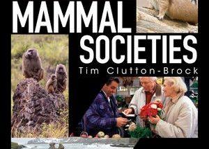 2017 book prize awarded to behavioural ecologist Professor Tim Clutton-Brock