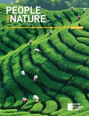 Cover of People and Nature