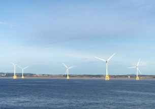 Pie and a Pint night: Striking the right balance in offshore renewables.