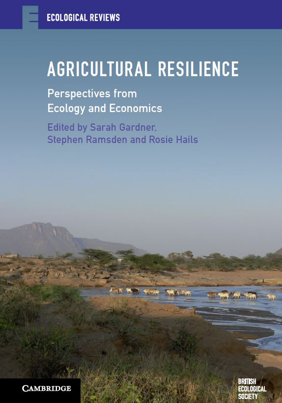 Agricultural Resilience book cover