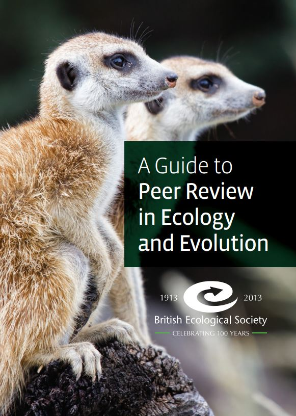 A Guide to Peer Review